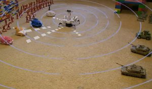 Стратегия на ковре. Кадр из презентационного видео