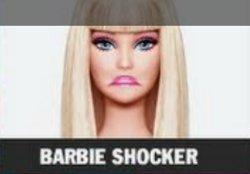 Барби в шоке