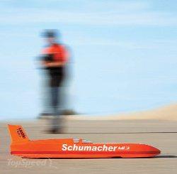 Игрушечный автомобиль Schumacher Mi3 разогнался до 260 км/ч