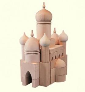 Православный храм от HABA