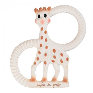 So'Pure Sophie Giraffe Teething Ring. Фото с сайта Fao.com