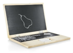 i-Wood Laptop
