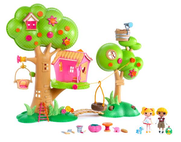 Lalaloopsy Домик на дереве