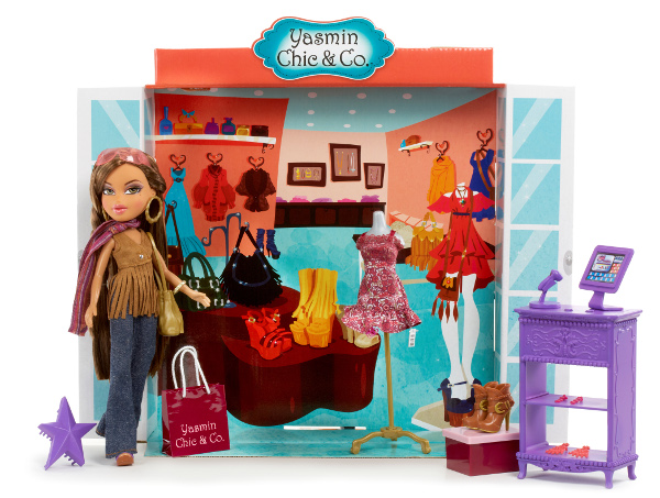 514848 515630 Bratz Boutique Doll Yasmin Chic n Co