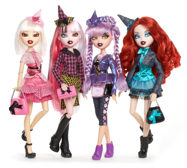 515852 Bratzillaz Fashion Packs Asst