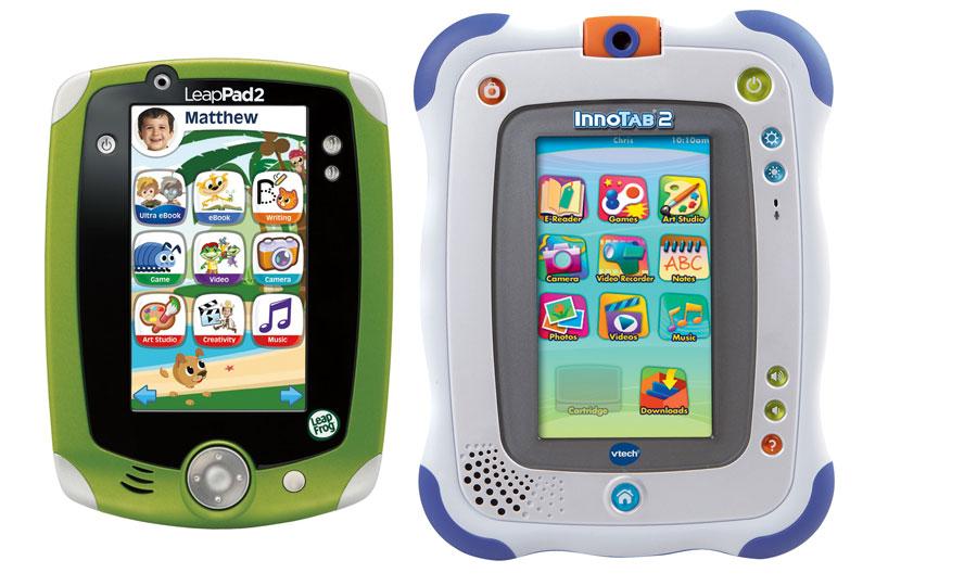 LeapPad2-vs-InnoTab2. Фото с сайта Toytalk