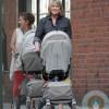 Марта Стюарт с внуком