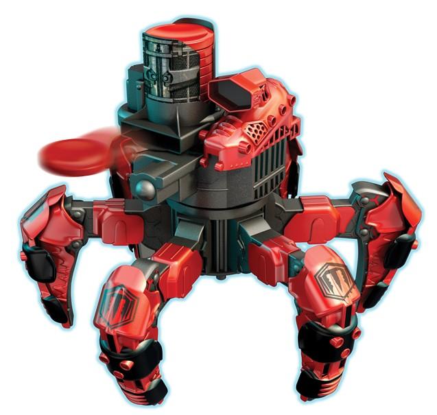 Attacknid - радиоуправляемый паук