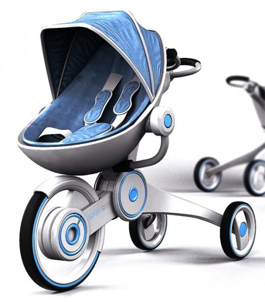 Крутые коляски для новорожденных