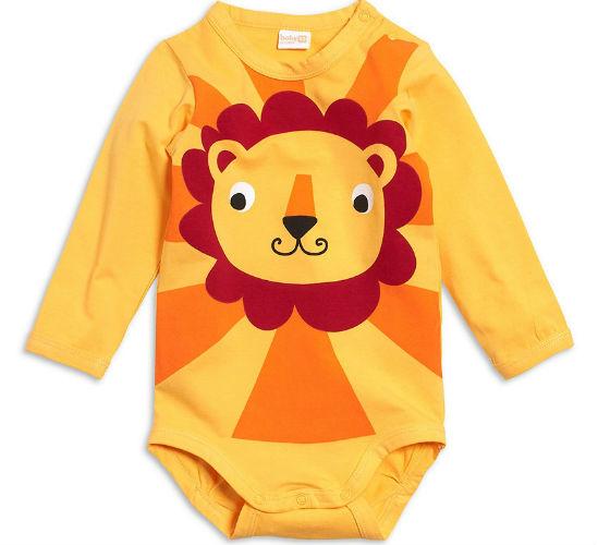 Бодик со львом