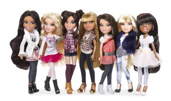 В 2012 году куклы Bratz будут такими