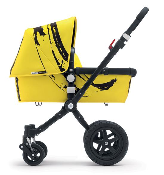 Банановая коляска Bugaboo Cameleon