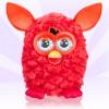 Furby красного цвета. Фото с сайта furby.com