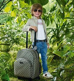 Модный мальчик лета-2012 по версии Gucci. Фото childmode.com