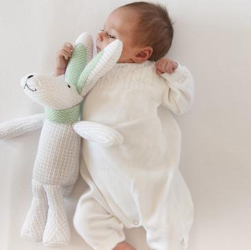 Заяц Патч безопасен для детей