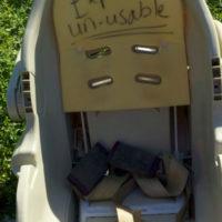 Что нужно знать о подержанных автокреслах. Фото afterkidsgo2bedmoments.blogspot.com