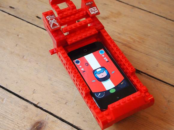 Гоночная машина Makego. Фото с сайта chrisoshea.org