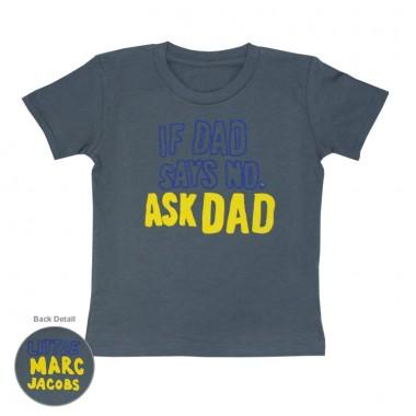 Майка Marc Jacobs для детей из однополых семей