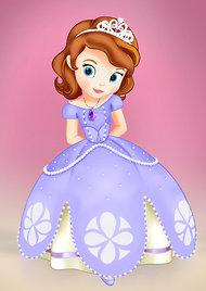Принцесса София. Фото Disney Channel
