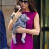 Виктория Бекхэм с дочерью. Фото с сайта Growingyourbaby.com