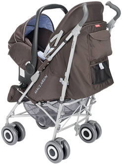 Maclaren Techno XLR Travel System